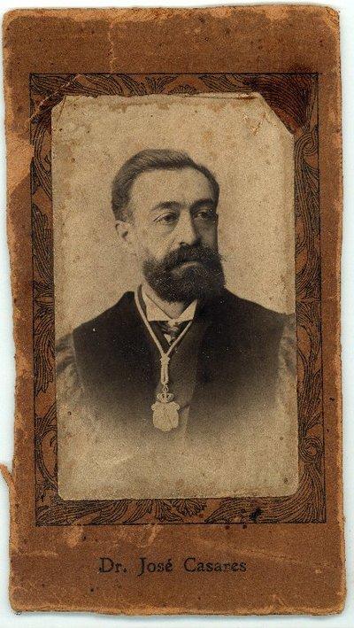 José Casares [Material gráfico]