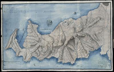 Croquis de la Peninsula del Morrazo