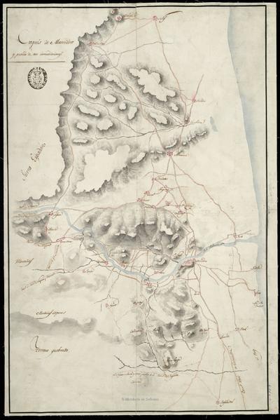 Croquis de Murviedro y pueblos de sus inmediaciones