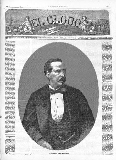 El Globo : diario ilustrado