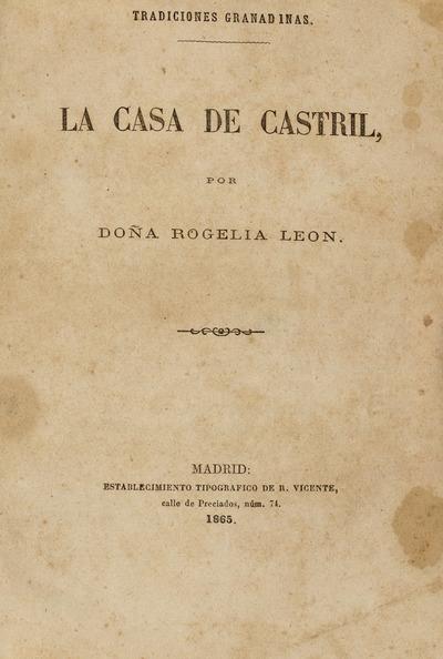 La casa de Castril