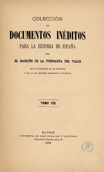 Ensayo de un catálogo biográfico- bibliográfico de los escritores que han sido individuos de las cuatro órdenes militares de España