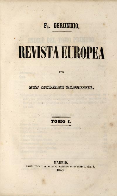 Revista europea
