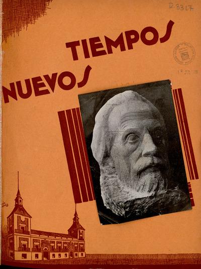 Tiempos nuevos : revista quincenal de estudios socialistas municipales