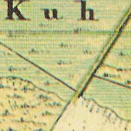 Grad Abtheilung 55°/54° der Breite, 34°/35° der Länge, Bande IV. Blatt 3.
