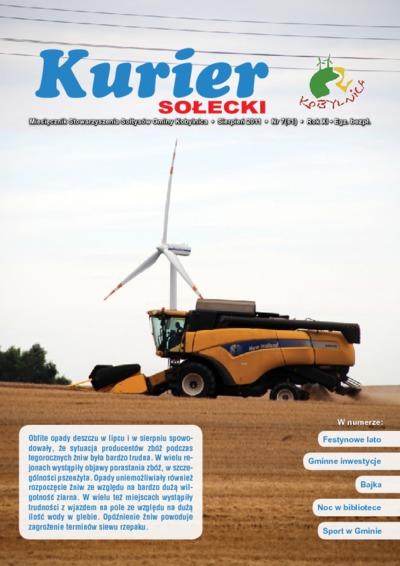 Kurier Sołecki, 2011, nr 7 (81)