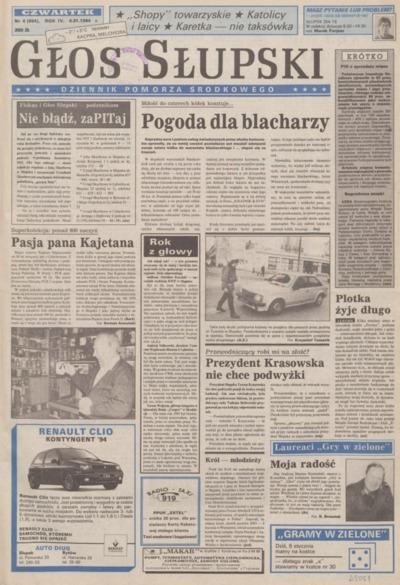Głos Słupski, 1994, styczeń, nr 4