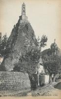 Le Puy.-Le Mont St-Michel et le Rocher Corneille