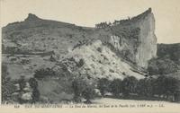 Env[irons] du Mont-Dore.-La Dent du Marais, dit Saut de la Pucelle (alt. 1068 m.)