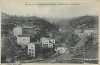 Environs de Thiers (Puy-de-Dôme).-Le Chêne Rond. Le Martinet