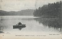 Environs de Condat (Cantal).-Lac de Crégut