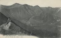 Le Mont-Dore.-Panorama de Puy du Sancy pris du chemin des Crêtes