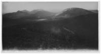 Vue de la Chaîne des Puys