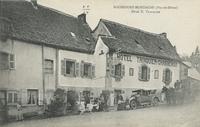 Rochefort-Montagne (Puy-de-Dôme). Hôtel E. Trinquier