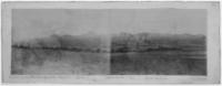 Vue de la Chaîne des Puys de Louchadière à Nébouzat