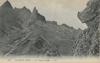 Le Mont-Dore.-Les Gorges d'Enfer