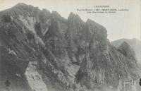 Puy-de-Dôme.-Mont-Dore, Le Sancy. Les Cheminées du Diable