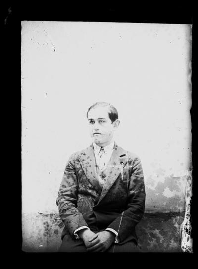 Retrato de un caballero
