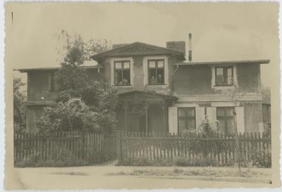 Dom na osiedlu Mokre w Toruniu