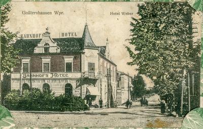 Goßlershausen Wpr.