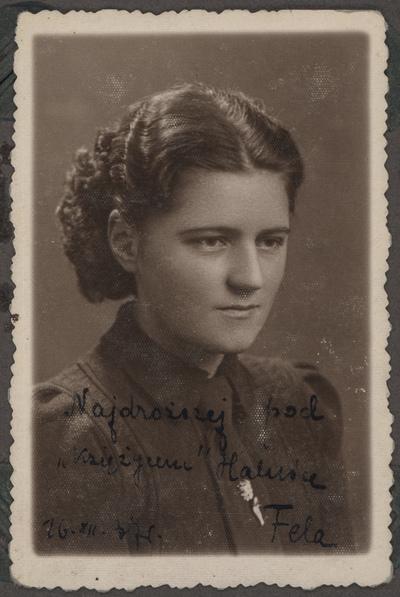 Portret Felicji Klińskiej