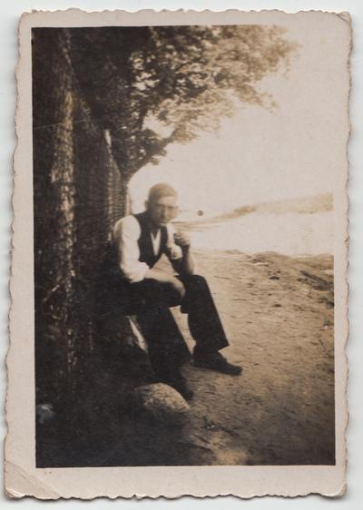 Portret Alfonsa Żuchowskiego