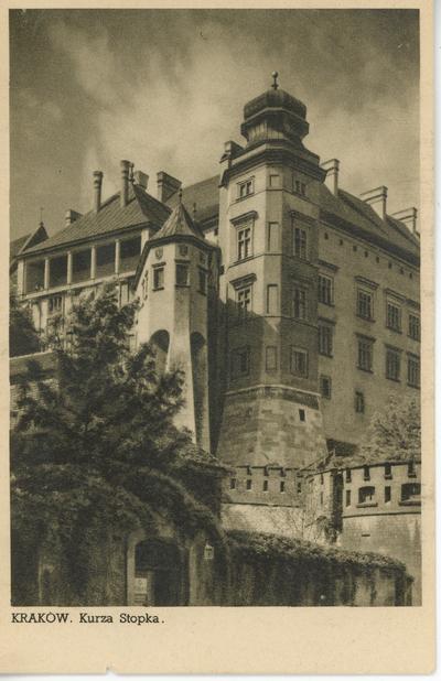 Kraków. Kurza Stopka.