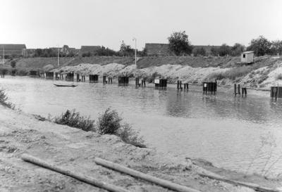 Unterer Vorhafen Schleuse Schwabenheim