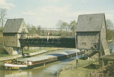 Alte Sicherheitstoranlage I Hörstel/Mittellandkanal