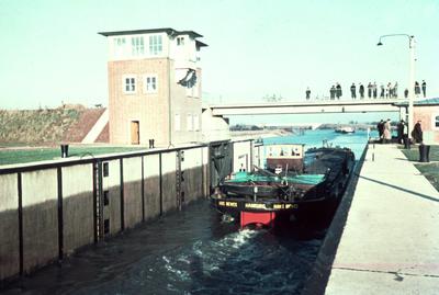 Schleuse Drakenburg/Weser