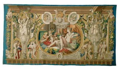 Titel der Serie: Mythologische Darstellungen (6 Stücke)