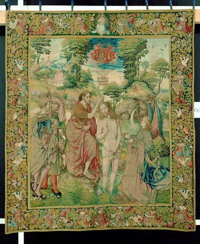 Titel der Serie: Darstellungen aus dem Leben Christi (3 Stücke)