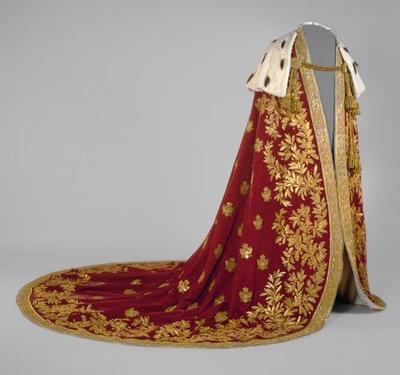Der Mantel des österreichischen Kaisers
