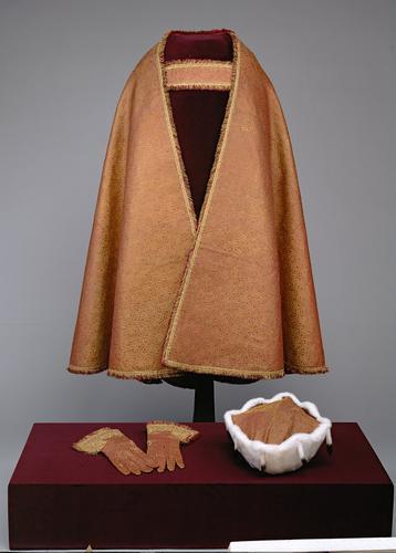 Der kurfürstliche Mantel des Königlich Böhmischen Kurfürstenornates