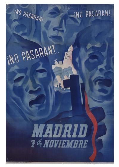 Madrid 7 de Noviembre ¡No pasarán!