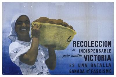 Campesinos, la recolección es indispensable para nuestra victoria: es una batalla ganada al fascismo.