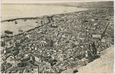 Alicante desde el Castillo [Material gráfico]
