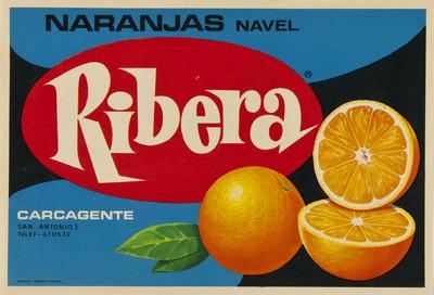 Ribera [Material gráfico]: naranjas navel : Carcagente ...