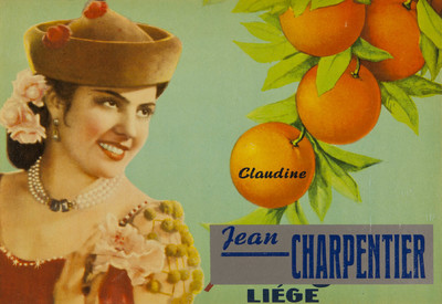 Claudine [Material gráfico]: Jean Carpentier : Liége.