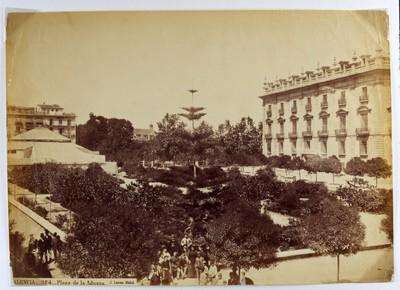 Plaza de la Aduana [Material gráfico]: VALENCIA