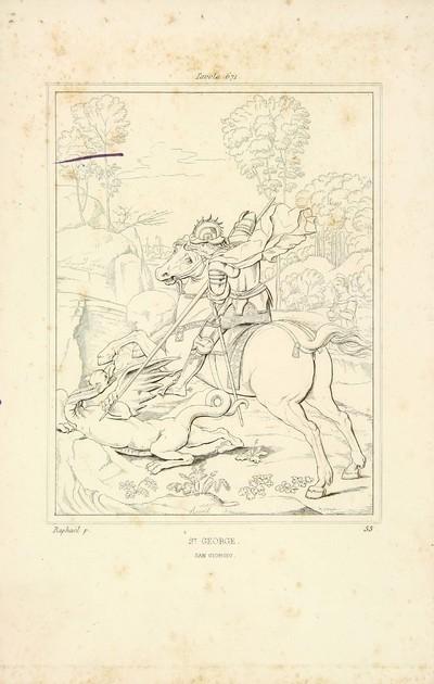 S.T George [Material gráfico]= San Giorgio