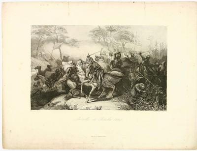 Batalla de Putaha 1159 [Material gráfico]