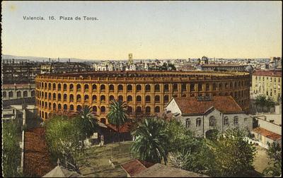 Plaza de Toros [Material gráfico] : Valencia