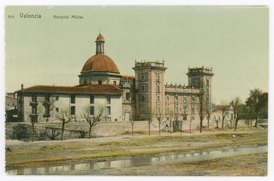 Hospital Militar [Material gráfico] : Valencia