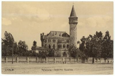 Castillo Ripalda [Material gráfico]: Valencia.