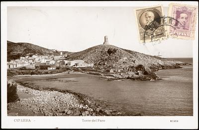 Torre del Faro [Material gráfico]: Cullera.
