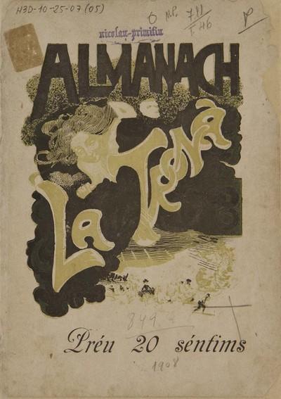 Almanach de La Tronà [Texto impreso]