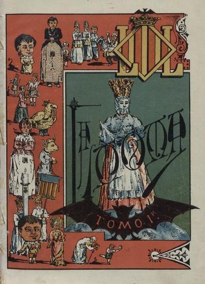 La Moma [Texto impreso] : periòdic ballador y batallador