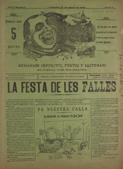 El Motiló [Texto impreso]: semanari impolític, festiu y lliterari.