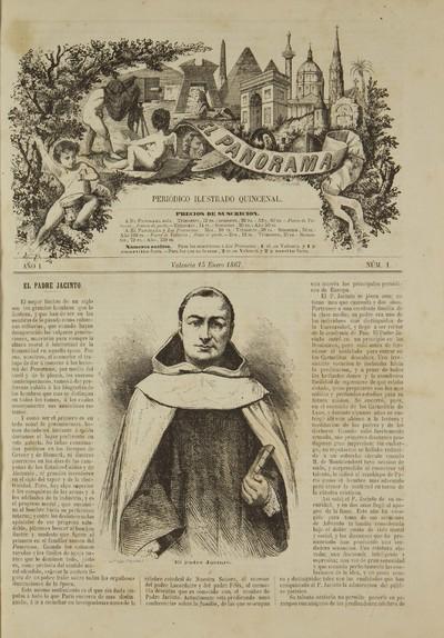 El Panorama [Texto impreso]: periódico ilustrado quincenal.
